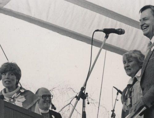 Vi minns förlusten av Olof Palme