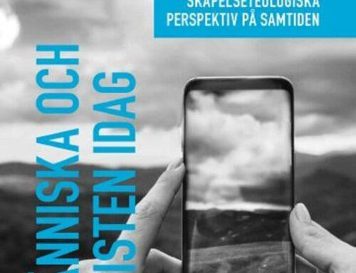 Ny antologi om att vara människa och kristen