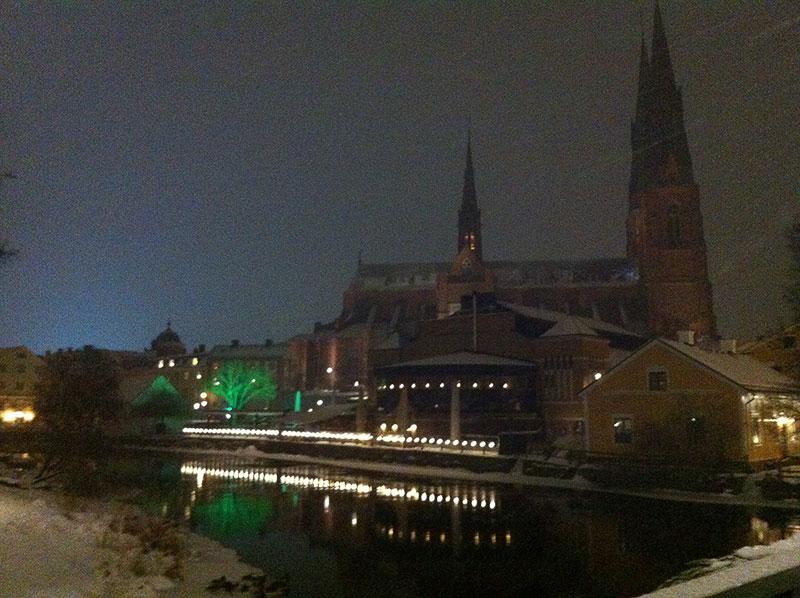 Vackra Uppsala